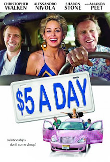 Filme Poster 5 Dollars a Day DVDRip XviD
