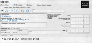 wells fargo deposit slip NEW WELLS FARGO FORM FOR DIRECT DEPOSIT