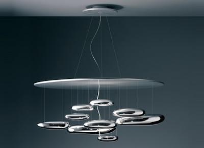 Modern Reflective Lighting