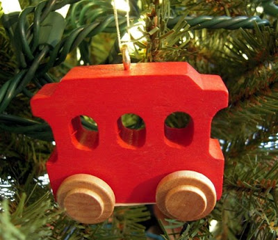 Vermont Maple Ornament
