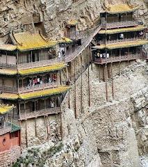 Ces monastères sont des énigmes pour moi!