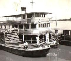 Embarcações da Bacia (SNBP), anos 50