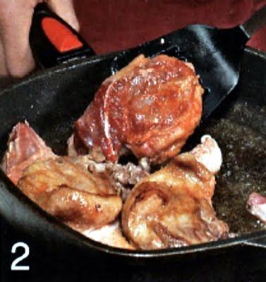 Как приготовить рагу из гуся (шаг 2)