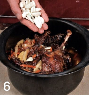 Как приготовить рагу из гуся (шаг 6)