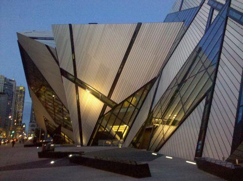 Royal Ontario Museum : Toronto Architecture