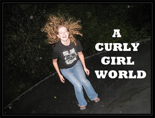 A Curly Girl World