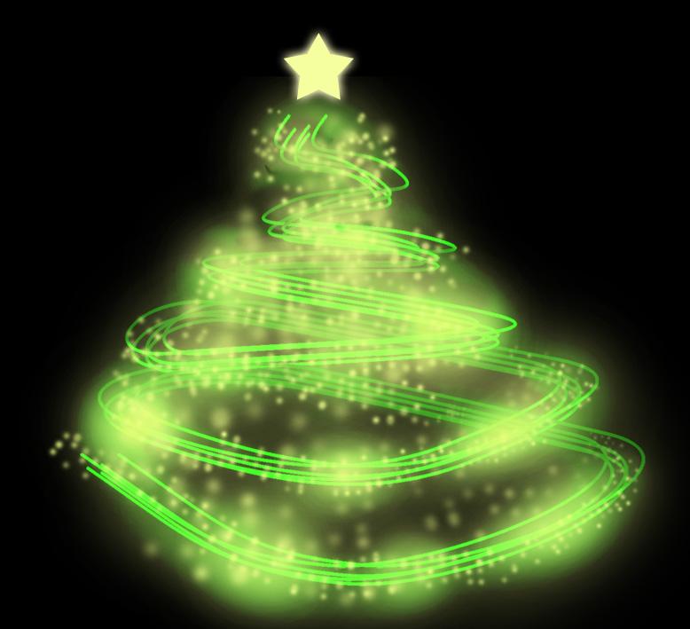 Curso de dise o gr fico arbol de navidad - Arbol navidad diseno ...