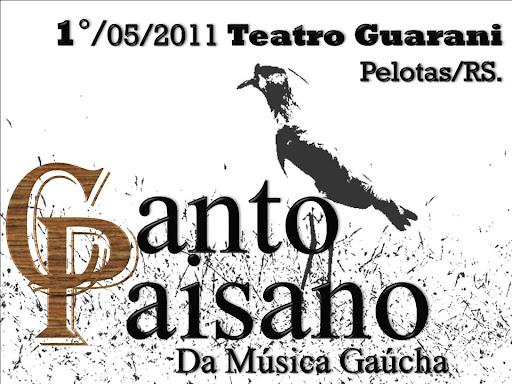 Canto Paisano da Música Gaúcha