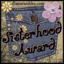 Sisterhood Ass Patch Award