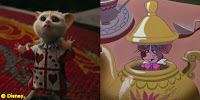 The Dormouse - Alice in Wonderland