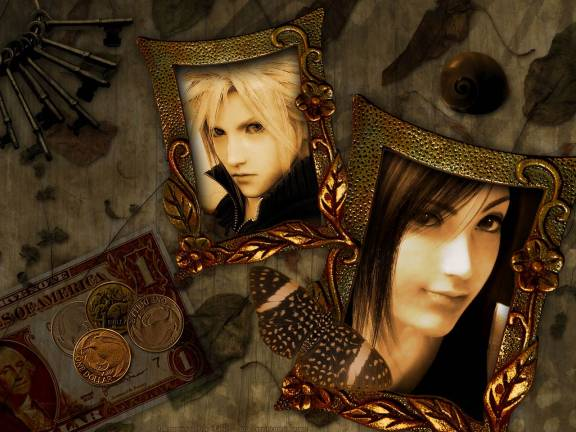 wallpaper final fantasy. Final Fantasy Wallpaper: