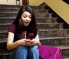 only-extreme-teen-texting