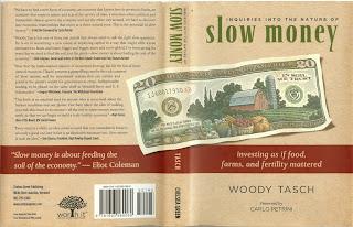 Slow Money Book Jacket