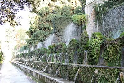 Villa D'Este - Hundred Fountains