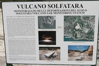 Monitoring Solfatara