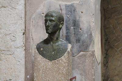 No 34, House of the Bronze Herm (Casa dell'Erma di Bronzo)