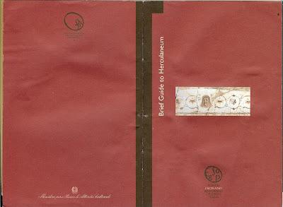 Herculaneum Guide Book Cover