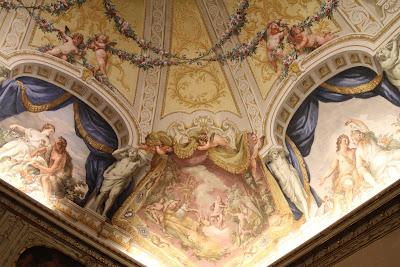 Ceiling Corner