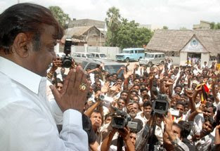DMDK Political Leader Vijayakanth meeting with public and media