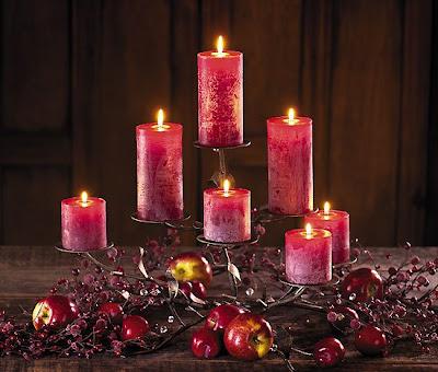 6 Candles Photos