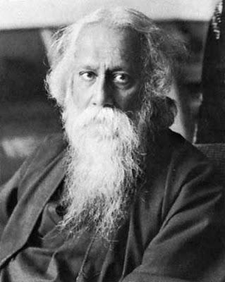 Indian national anthem writer Ranbindarananth Tagore picture