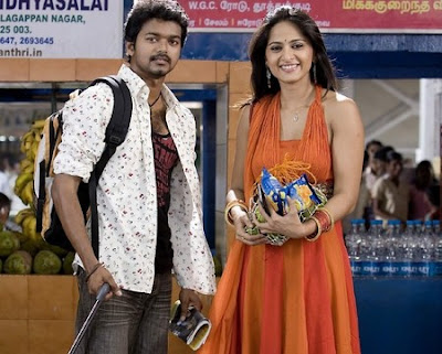 Vijay-anuksha+Vettaikkkaaaran+Movie+Exclusive+Photos