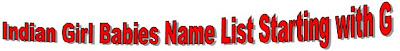 Indian Hindu girl Babies name list with A-Z Alphabetic Order, Tamil Girl Twins babies Name list