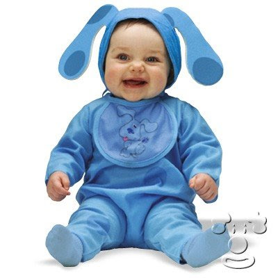 Funny baby smiling photo