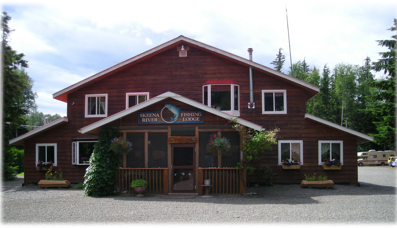 Skeena river fishing lodge the skeena river situated in northwest british columbia canada is a river of record salmon every year anglers from around the world have a good chance to sciox Image collections