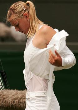 Maria Sharapova sexy photo