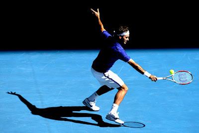 Tennis top # 2 Roger Federer