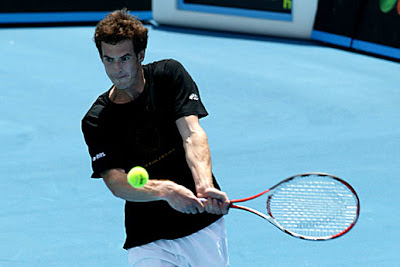 Tennis top # 4 Andy Murray