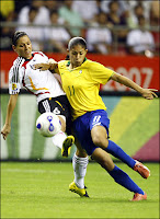 US Women's National Team forward Natasha Kai