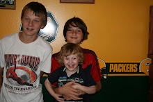 Coltan, Cody, and Carson