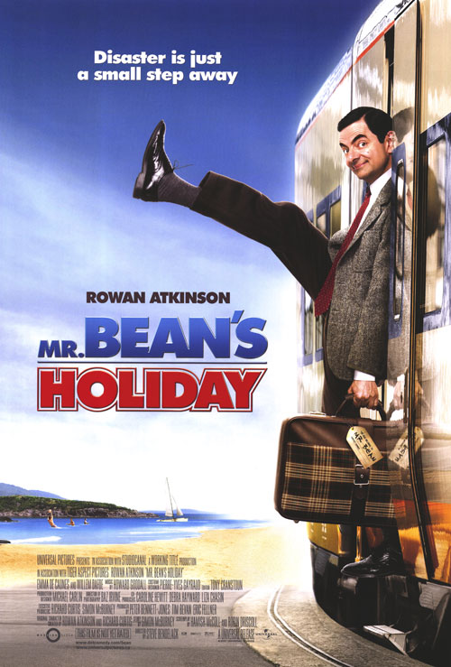 Movie Segments to Assess Grammar Goals: Mr Bean\'s Holiday: Wh ...