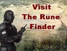 The Rune Finder