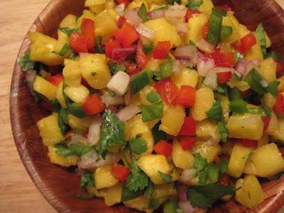 ... Box: Adobo-Marinated Pork Tenderloin with Grilled Pineapple Salsa