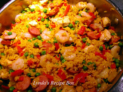 ... paella paella with wild mushrooms lobster and chorizo paella easy