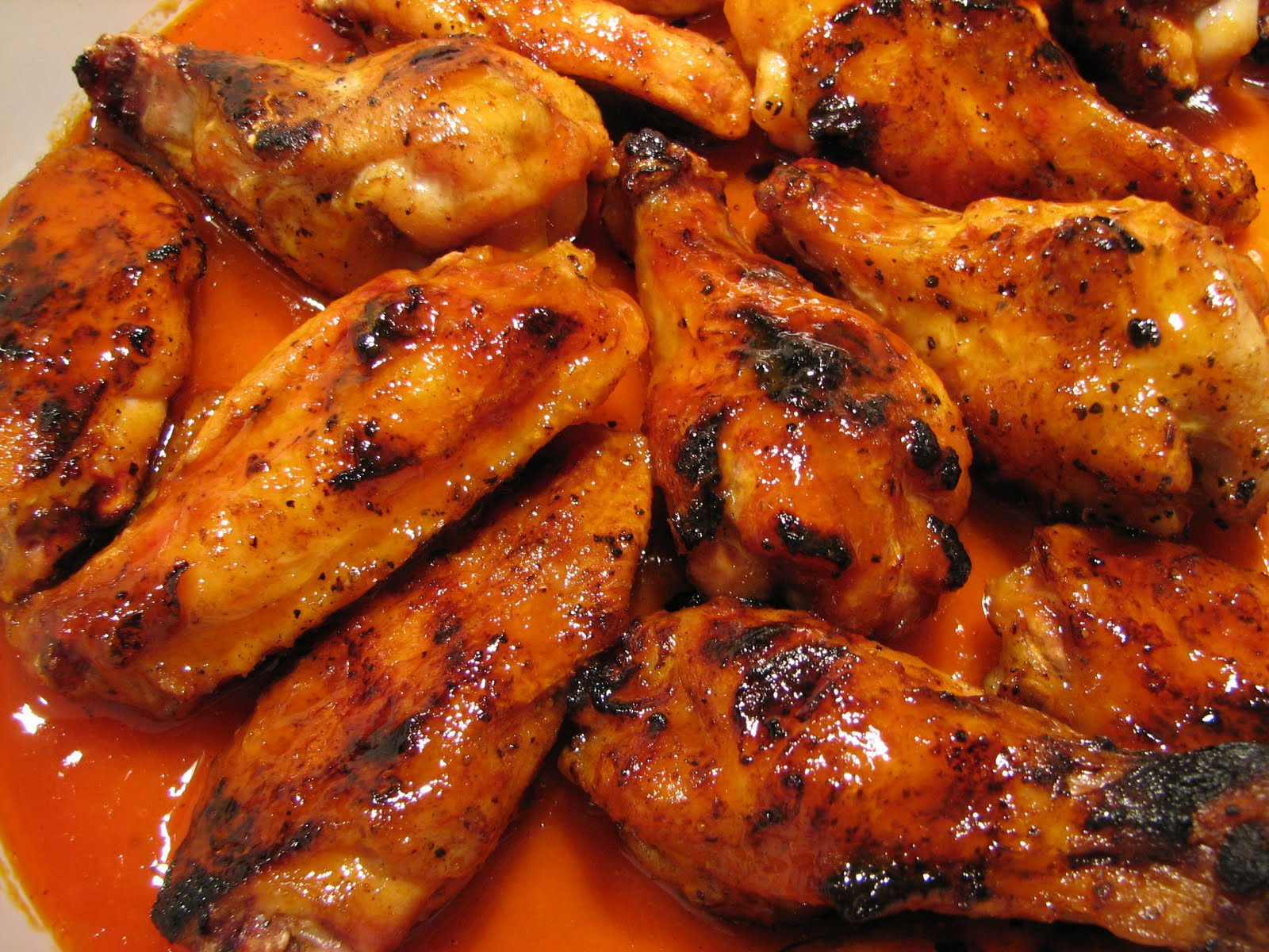 ... Recipe Box: Buffalo Chicken Wings! On the Grill or in the Oven