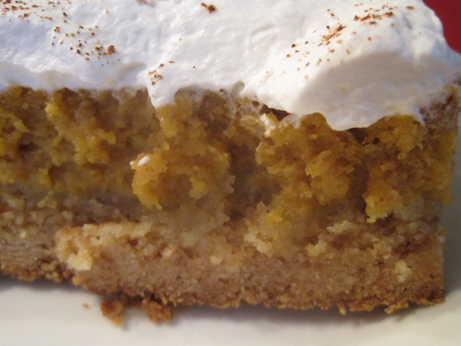 Pumpkin Cake With Brown Butter Cream Cheese Frosting