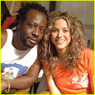 Free Download Shakira Hips Don't Lie (Feat Wyclef Jean) MP3