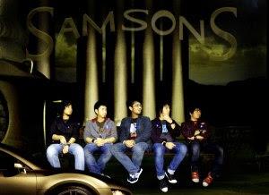 Samsons Bukan Diriku MP3 Lirik (OST Bukan Diriku)