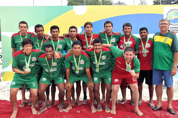 Campeonato Brasileiro de Beach Soccer 2010