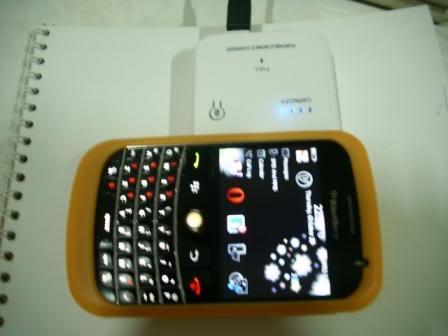 Aplikasi Untuk Mengubah Warna Lampu LED Indikator Blackberry