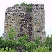 В Крыму приостановлено незаконное строительство на территории крепости Алустон