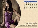 Membuat wallpaper kalender sendiri dengan photoshop