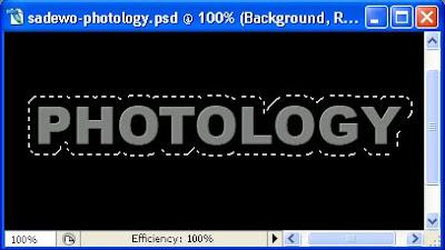 gambar tutorial efek tulisan 5