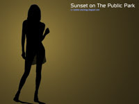 contoh desain Sunset on The Public Park thumbnail image