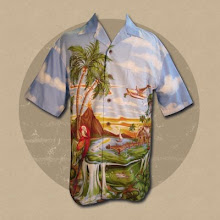 MARGARITAVILLE WORLD CAMP SHIRT-DESIGNED BY ANDIE