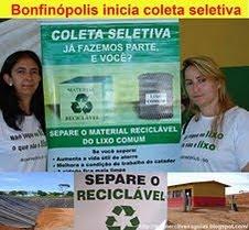 Bonfinópolis: políticas públicas